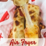 air fryer pizza rolls pinterest