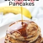 low calorie pancakes pinterest