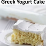 skinny greek yogurt cake