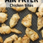 air fryer chicken bites pinterest